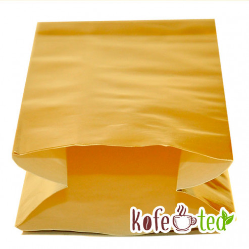 Пакет для чая (бронза)