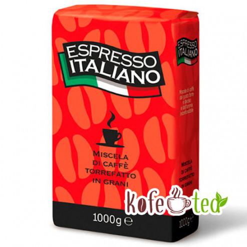 Кофе в зёрнах ZiCaffe ESPRESSO ITALIANO