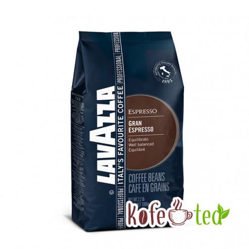 Кофе в зёрнах Lavazza GRAN ESPRESSO