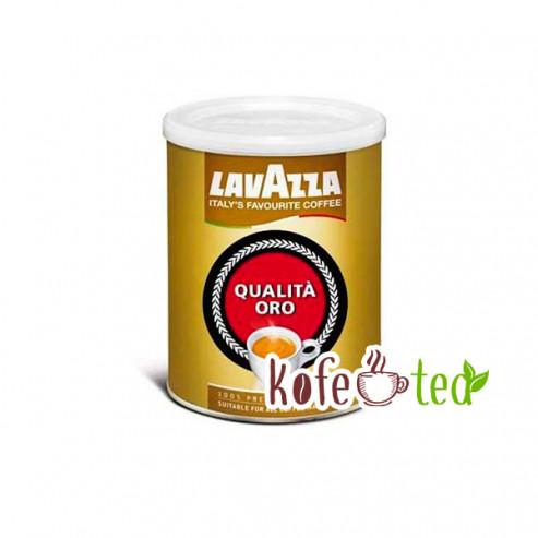 Молотый кофе Lavazza ORO