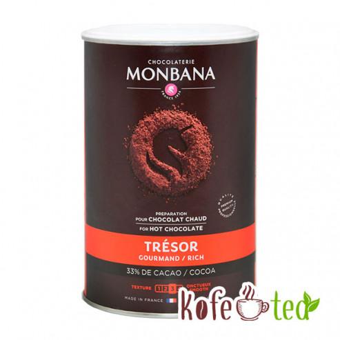 Горячий шоколад MONBANA TRESOR